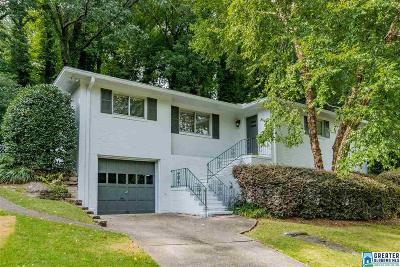 Vestavia Hills Single Family Home For Sale: 1905 Old Creek Trl