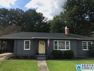 Birmingham Single Family Home For Sale: 8420 8th Ave S