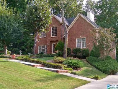 Birmingham Single Family Home For Sale: 4576 Eagle Point Dr