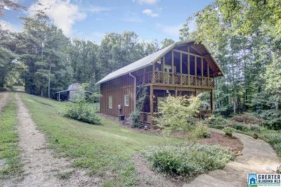Clay County, Cleburne County, Randolph County Single Family Home For Sale: 2203 Co Rd 432