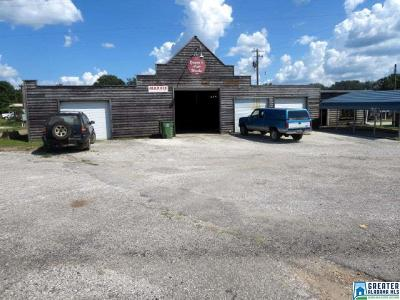 Clay County Commercial For Sale: 89430 Hwy 9