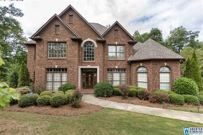 Single Family Home For Sale: 1382 Lake Trace Ln