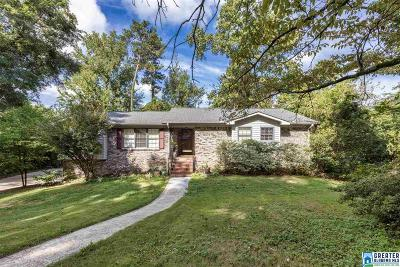 Single Family Home For Sale: 601 Stonehaven Rd
