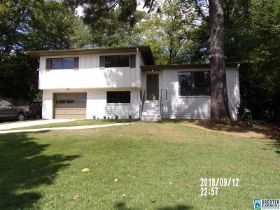 Single Family Home For Sale: 968 Alford Ave
