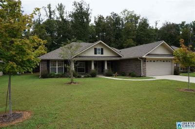 Alabaster Single Family Home For Sale: 157 Golden Meadows Dr