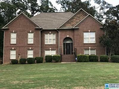 McCalla Single Family Home Contingent: 7784 Eagle Dr