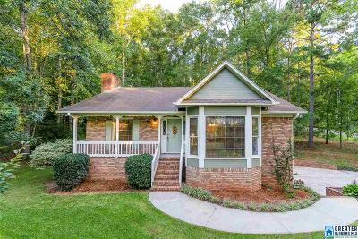 McCalla Single Family Home For Sale: 6121 Rock Mountain Lake Rd