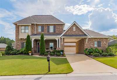 Vestavia Hills Single Family Home For Sale: 5008 Provence Cir