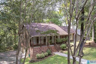 Riverchase Single Family Home For Sale: 2012 Crossvine Rd
