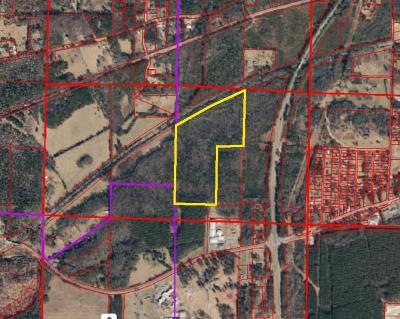 Residential Lots & Land For Sale: 46 Acres Renfroe Rd