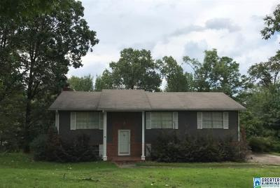 Alabaster Single Family Home For Sale: 1400 Navajo Trl