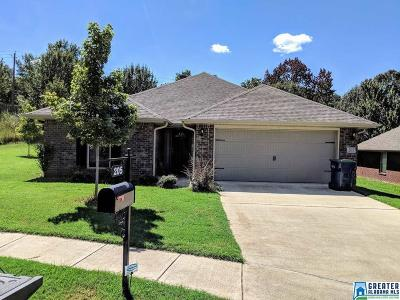 Alabaster Single Family Home For Sale: 205 Stoney Trl