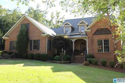 Anniston Single Family Home For Sale: 620 Highland Lakes Blvd