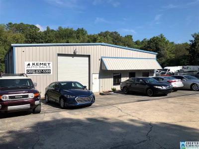 Commercial For Sale: 2208 Old Springville Rd