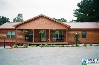 Cleburne County Manufactured Home For Sale: 15101 Co Rd 66