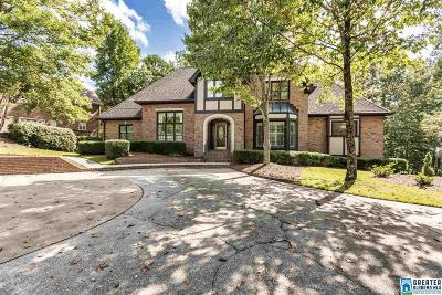 Hoover Single Family Home For Sale: 3549 Shandwick Pl