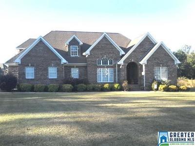 Gardendale Single Family Home For Sale: 759 Hidden Ridge Dr