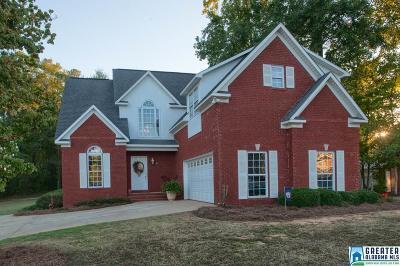 Talladega Single Family Home For Sale: 35 Whispering Oaks Dr