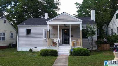 Birmingham Single Family Home For Sale: 924 47th St