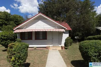 Single Family Home For Sale: 119 W 36th St