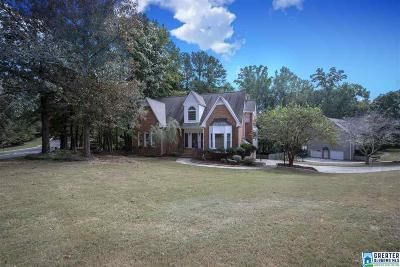 Hoover Single Family Home For Sale: 1998 Lakemont Dr