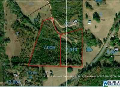 Clay County Residential Lots & Land For Sale: 12 Acres Big Sky Dr