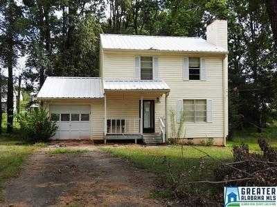 Birmingham Single Family Home For Sale: 2300 Bennevis Cir