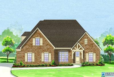 Pelham Single Family Home For Sale: 596 White Tail Run