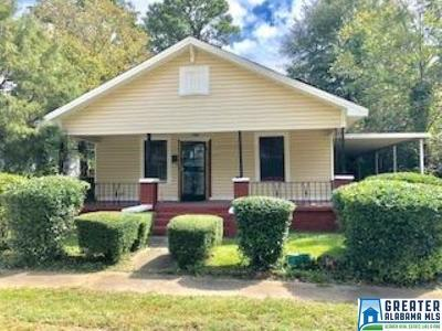 Birmingham Single Family Home For Sale: 917 27th St SW