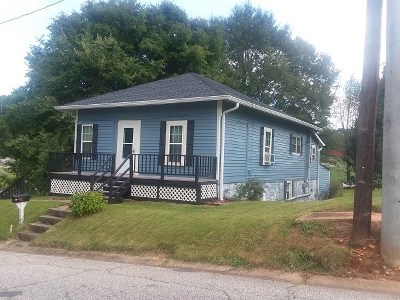 Roanoke Single Family Home For Sale: 509 Peachtree St