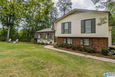 Hoover Single Family Home For Sale: 953 Shady Brook Cir