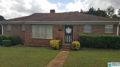 Birmingham Single Family Home For Sale: 1001 Goldwire St