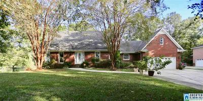 McCalla Single Family Home For Sale: 2101 Lakeside Dr