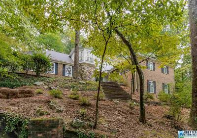 Mountain Brook Single Family Home For Sale: 4627 Battery Ln