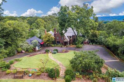 Birmingham AL Single Family Home For Sale: $739,000