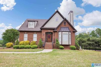 Single Family Home For Sale: 1598 Balmoral Dr