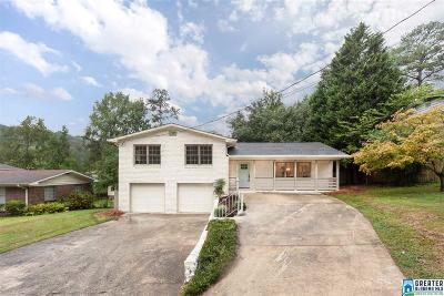 Homewood Single Family Home For Sale: 1608 Forest Ridge Rd