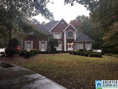 Anniston Single Family Home For Sale: 4801 Laurel Trc