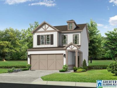 McCalla Single Family Home For Sale: 5711 Cheshire Cove Dr