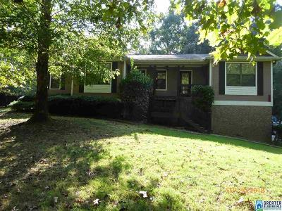 McCalla Single Family Home For Sale: 2315 Lakeside Dr