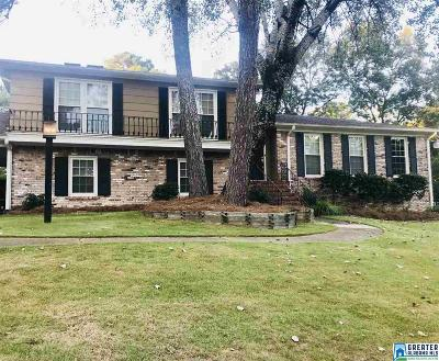 Single Family Home For Sale: 2312 Grantland Pl