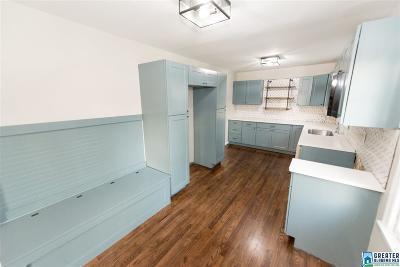 Birmingham AL Single Family Home For Sale: $115,000