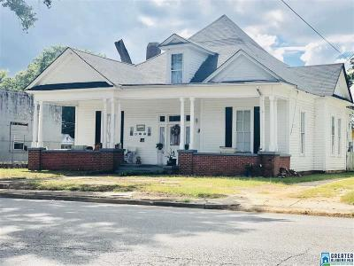 Piedmont Single Family Home For Sale: 303 N Center Ave
