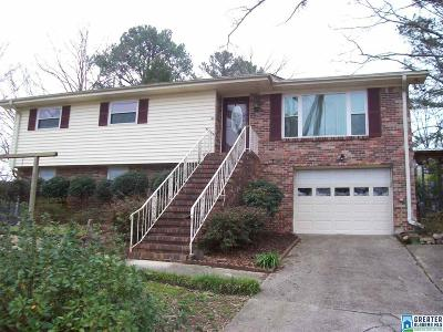Gardendale Single Family Home For Sale: 145 Sylvia Dr