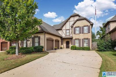 Hoover Single Family Home For Sale: 2221 Chalybe Dr