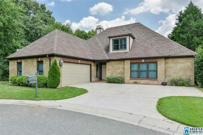 Hoover Single Family Home For Sale: 912 Linkside Way