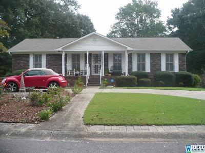 Fultondale, Gardendale Single Family Home For Sale: 904 May Cir