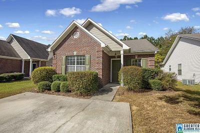 Hoover Single Family Home For Sale: 5359 Cottage Ln