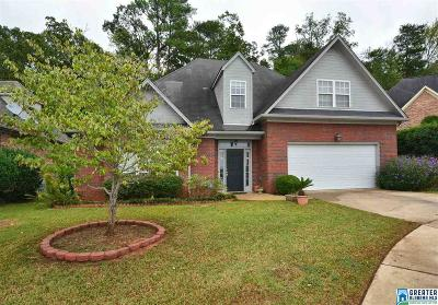 Homewood Single Family Home For Sale: 1834 Parkside Cir