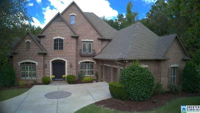 Hoover Single Family Home For Sale: 1248 Lake Trace Cove
